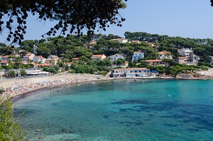 Beaches in Sanary-sur-Mer