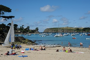 Beaches in Saint-Malo