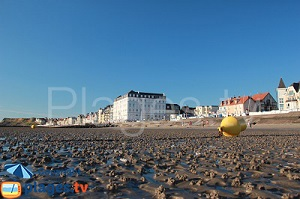 Beaches in Wimereux