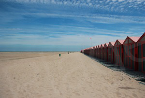 Beaches in Gravelines