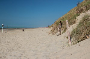 Beaches in Zuydcoote