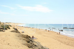 Beaches in Olonne-sur-Mer