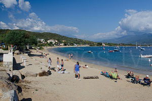 Beaches in Serra-di-Ferro