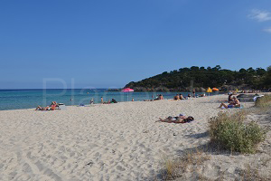 Beaches in Sainte-Lucie de Porto-Vecchio