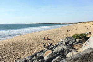 Beaches in Longeville-sur-Mer