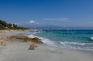 Beaches in Ajaccio