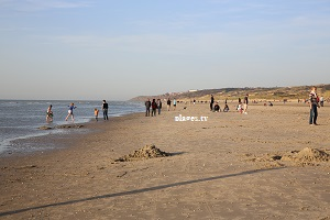 Beaches in Hardelot