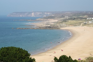 Beaches in Fréhel