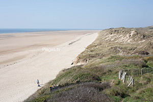 Beaches in Barneville-Carteret