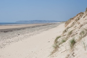 Beaches in Portbail