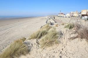 Beaches in Stella-Plage