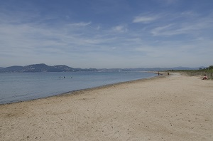 Beaches in Hyères