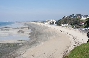 Beaches in Donville-les-Bains
