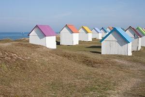 Beaches in Gouville-sur-Mer