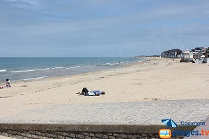Beaches in Courseulles-sur-Mer