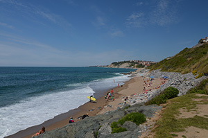Beaches in Guéthary