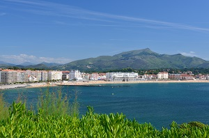 Beaches in Saint-Jean-de-Luz