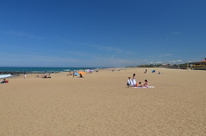 Beaches in Anglet