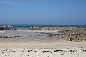 Beaches in Cléder