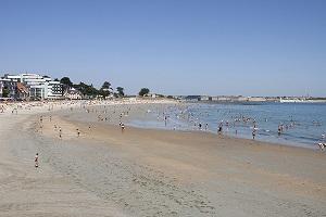Beaches in Larmor-Plage
