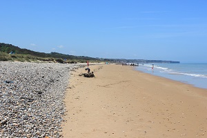 Beaches in Colleville-sur-Mer