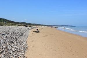 Beaches in Colleville-sur-Mer