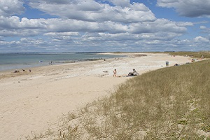 Beaches in Plouhinec