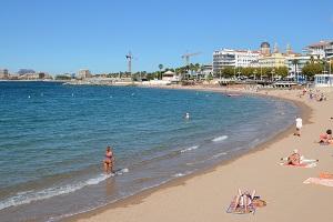 Spiagge Saint Raphael