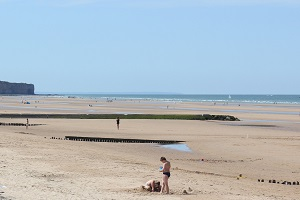 Beaches in Vierville-sur-Mer