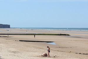 Beaches in Vierville-sur-Mer