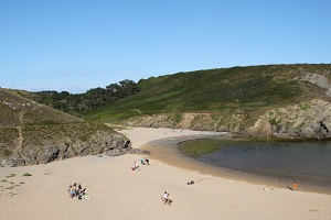 Beaches in Bangor
