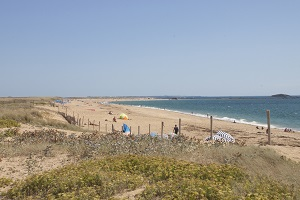 Beaches in Erdeven