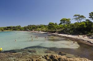 Spiagge Porquerolles