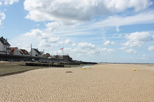 Beaches in Ver-sur-Mer