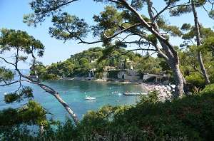 Beaches in Saint-Jean-Cap-Ferrat