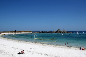 Beaches in Brignogan-Plage
