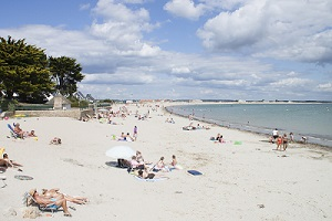 Beaches in Gâvres