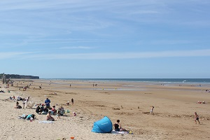 Beaches in Saint-Laurent-sur-Mer