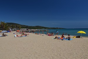 Beaches in Port Grimaud