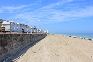 Beaches in Luc-sur-Mer