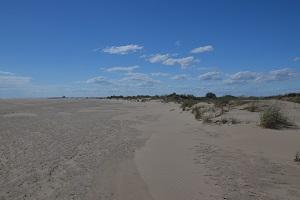 Beaches in Salin-de-Giraud