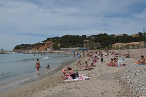 Beaches in Carry-le-Rouet