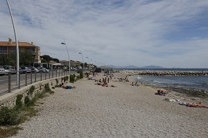 Beaches in Sausset-les-Pins