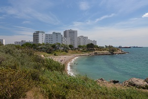 Beaches in Port-de-Bouc