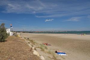 Beaches in Fos-sur-Mer