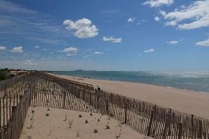 Spiagge Vias