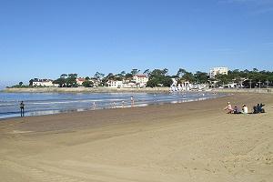 Beaches in Saint-Palais-sur-Mer