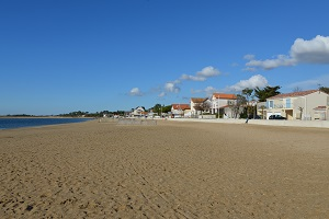 Beaches in Marennes