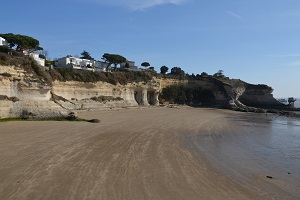 Beaches in Meschers-sur-Gironde