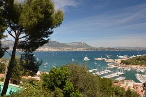 Beaches in Saint-Mandrier-sur-Mer